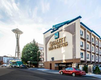 Quality Inn & Suites Seattle Center - Seattle - Building