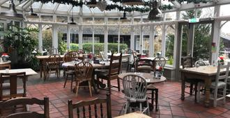 The Ilchester Arms Hotel - Weymouth - Restaurant
