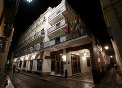 Hotel Fernando III - Sevilla - Edificio