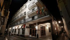 Hotel Fernando III - Σεβίλλη - Κτίριο