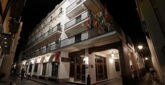 Hotel Fernando III - Sevilla - Gebäude