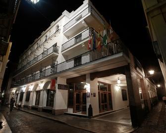 Hotel Fernando III - Sevilla - Building
