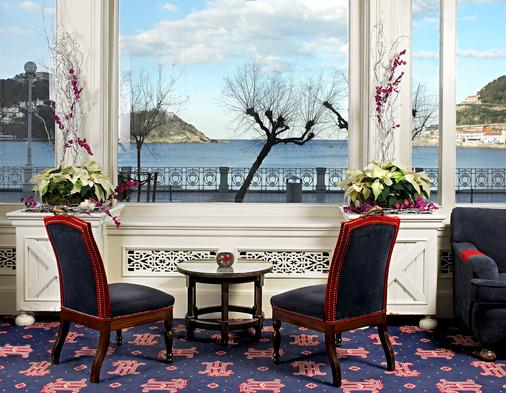 Hotel de Londres y de Inglaterra - San Sebastian - Bar