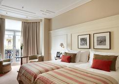 Hotel de Londres y de Inglaterra - San Sebastian - Κρεβατοκάμαρα