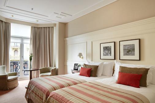 Hotel de Londres y de Inglaterra - San Sebastián - Makuuhuone