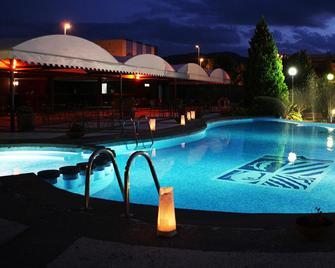 Hotel Mirallac - Banyoles - Piscina