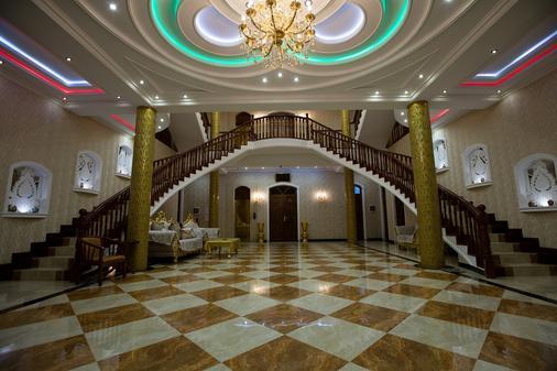 Lotte Palace Dushanbe - Dushanbe - Hallway