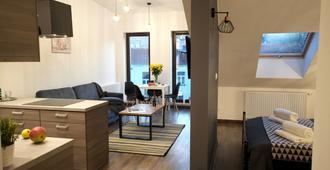 Green Garden Residence - Cracovia - Sala de estar