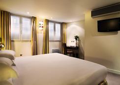 凱旋門酒店 - 巴黎 - 巴黎 - 臥室