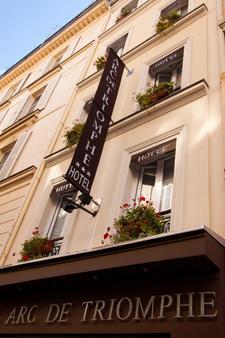 凱旋門酒店 - 巴黎 - 巴黎 - 建築