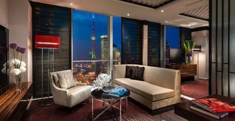 Regent Shanghai Pudong - Shanghai - Living room