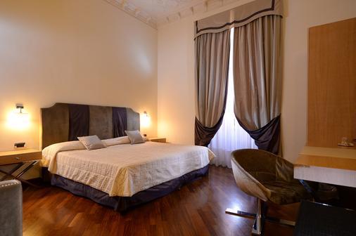 黃金飯店 - 羅馬 - 臥室