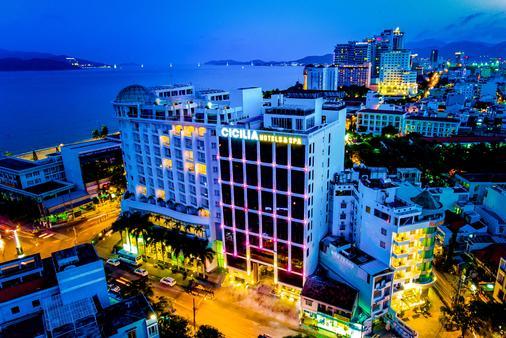 Cicilia Nha Trang Hotels & Spa - Nha Trang - Rakennus