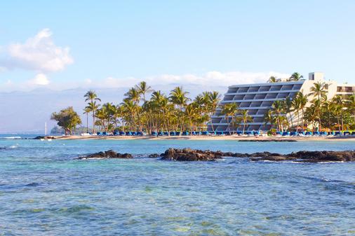 Mauna Lani Bay Hotel & Bungalows - Kailua-Kona - Strand