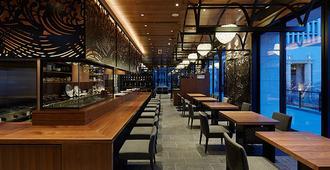 Mitsui Garden Hotel Osaka Premier - אוסקה - מסעדה