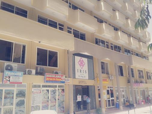 Iris Hotel - Νταρ ες Σαλάμ - Κτίριο