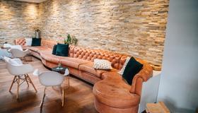 Hyve Hostel Basel - Basileia - Lounge