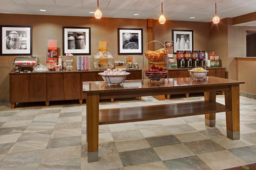 Hampton Inn Iowa City/Coralville - Coralville - Buffet