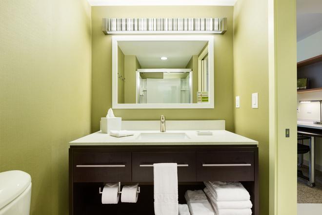 Home2 Suites by Hilton Menomonee Falls Milwaukee - Menomonee Falls - Bathroom
