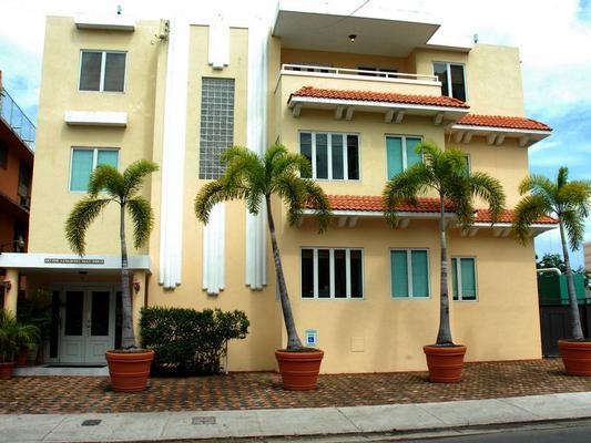 Coral Princess Hotel - San Juan - Building