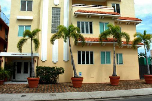 Coral Princess Hotel - San Juan - Rakennus