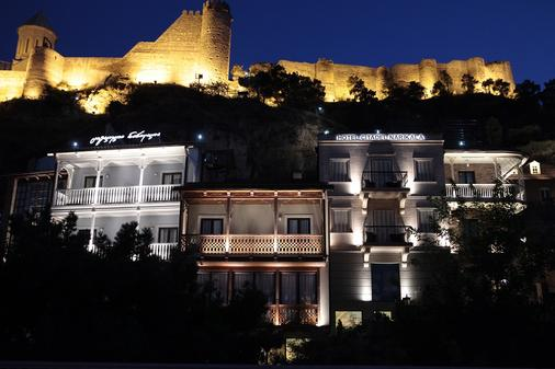 Hotel Citadel Narikala - Tbilisi - Toà nhà