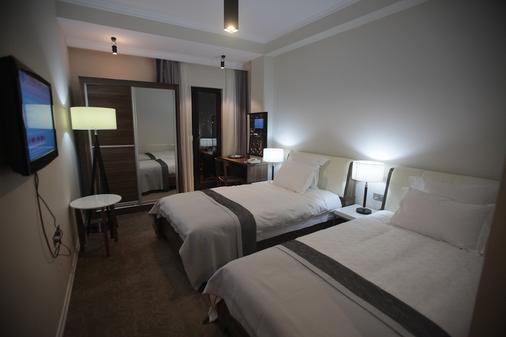 Hotel Citadel Narikala - Tbilisi - Phòng ngủ