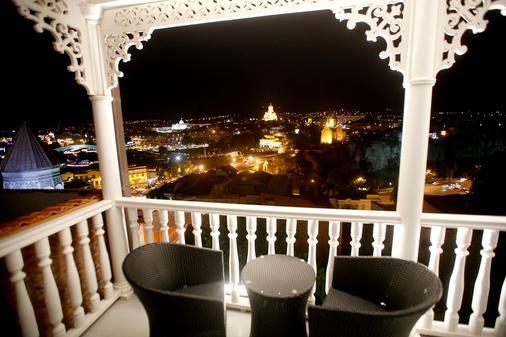Hotel Citadel Narikala - Tbilisi - Ban công