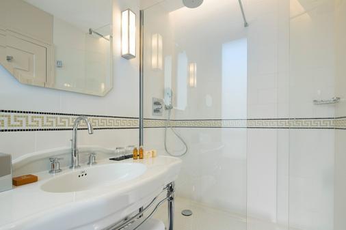 勒茲粑酒店 - 巴黎 - 巴黎 - 浴室