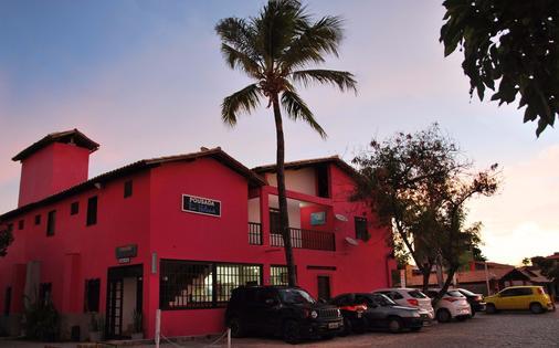 Pousada Tia Helena - Mata de São João - Building
