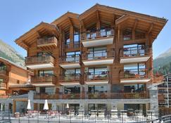 Alpenhotel Fleurs de Zermatt - Zermatt - Rakennus