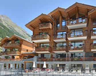 Alpenhotel Fleurs de Zermatt - Ζερμάτ - Κτίριο