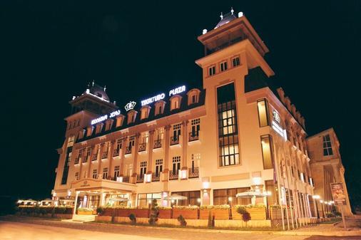 Tskaltubo Plaza Hotel & Resort - Tsqaltubo - Building
