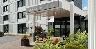 Mercure Hotel Düsseldorf Süd - Ντίσελντορφ - Κτίριο