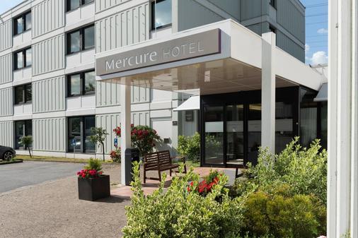 Mercure Hotel Düsseldorf Sued - Düsseldorf - Edificio