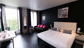 Ideal Hotel Design - Paris - Schlafzimmer