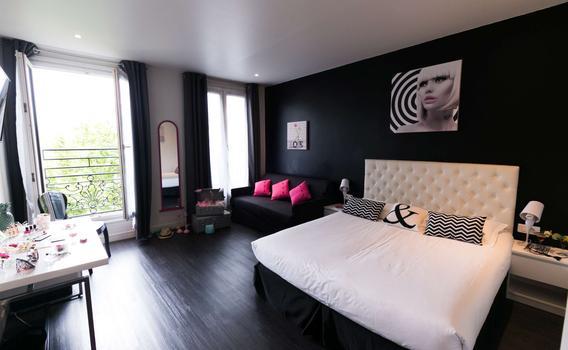 Ideal Hotel Design ab 63 € (1̶3̶2̶ ̶€̶). Paris Hotels - KAYAK
