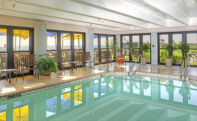 Capes Hotel - Virginia Beach - Bể bơi