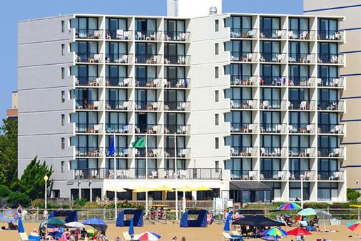 Capes Hotel - Virginia Beach - Edificio