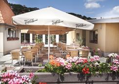Hotel Makar Sport & Wellness - Fünfkirchen - Dachterrasse