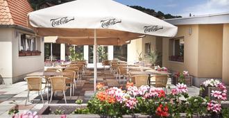 Hotel Makar Sport & Wellness - Pécs - Terrazza