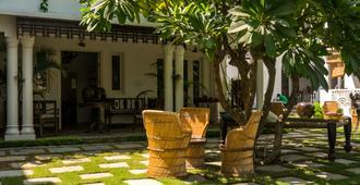 Jobner Bagh Guest House - Jaipur - Hành lang