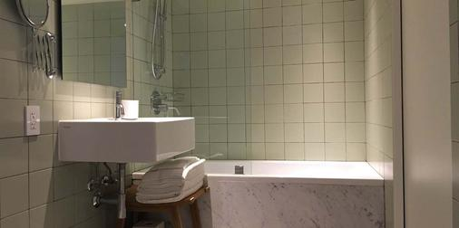 Sago Hotel - New York - Bathroom