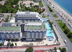 Sealife Family Resort Hotel - Antalya - Bangunan