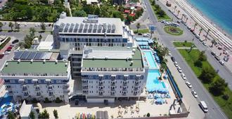 Sealife Family Resort Hotel - Αντάλια - Κτίριο