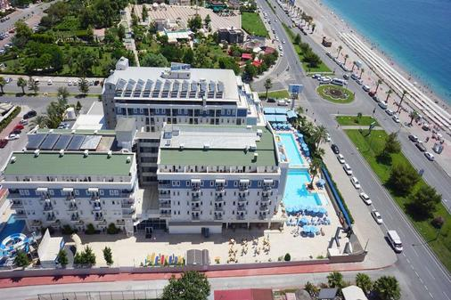 Sealife Family Resort Hotel - Antalya - Toà nhà