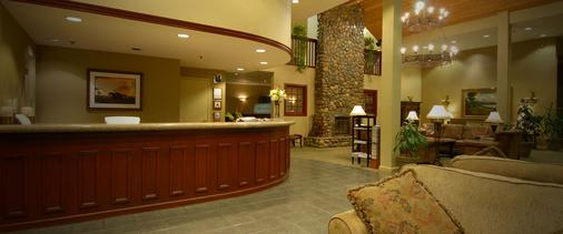 Forest Suites Resort - South Lake Tahoe - Ρεσεψιόν