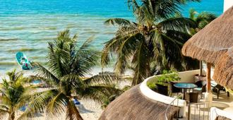 Playa Palms Beach Hotel - Playa del Carmen - Beach