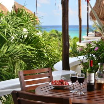 Playa Palms Boutique Beach Hotel - Playa del Carmen - Balcón