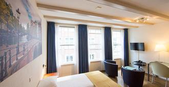 Hotel Residence Le Coin - Ámsterdam - Habitación
